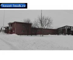 Anunturi Imobiliare Teren 3640 mp si hale industriale, Comuna Fratesti, Giurgiu