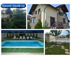 Anunturi Imobiliare Vila s+p+1 cu piscina si 900 mp teren