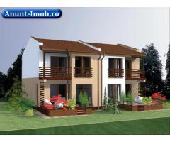 Anunturi Imobiliare Case Duplex Case insiruite in Sancraiu de Mures