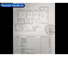 Anunturi Imobiliare Apartament 4 Camere Tulcea/Tulcea Pret 61000E Negociabil