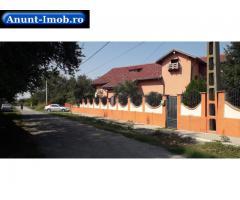Anunturi Imobiliare Vand Casa+Teren Sat Aprozi schimb cu apartament in bucuresti