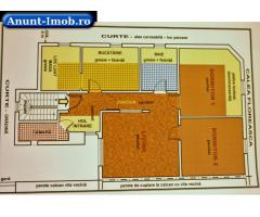 3 camere Floreasca, etaj 2/2, vilă, spațios renovat integral