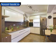 Anunturi Imobiliare Apartament cu doua camere mobilat in militari Residence