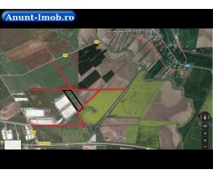 Anunturi Imobiliare Teren Industrial Park - Joita A1 km 23