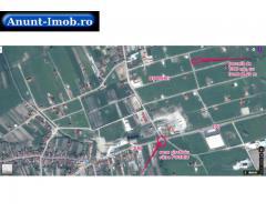 Anunturi Imobiliare 1000 mp intravilan in zona noua de vile din Osorhei, Bihor