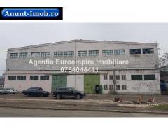 Anunturi Imobiliare Inchiriez hala in incinta Portului Constanta Poarta 2