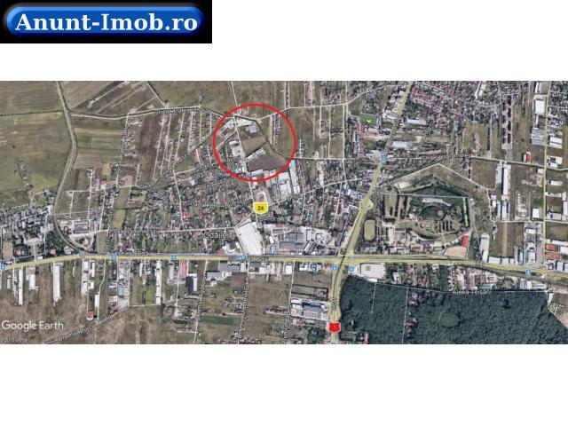 Anunturi Imobiliare Otopeni teren constructii 10000 mp