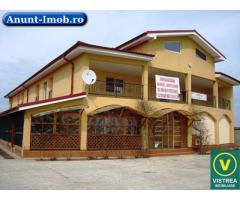 Anunturi Imobiliare Motel & Restaurant(800mp) si teren 3300mp