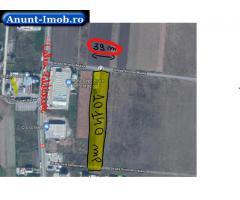 Anunturi Imobiliare Teren intravilan Brasov, zona Stupini, 10140 mp negociabil