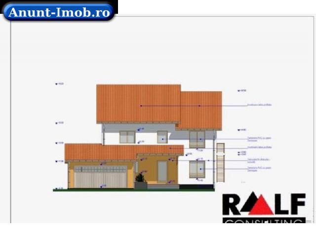 Anunturi Imobiliare De vanzare casa parter+mansarda in Dumbravita, la rosu