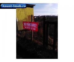 Anunturi Imobiliare Vand teren str.Dumbravei