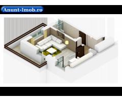 Anunturi Imobiliare studio  modern  la 3 minute  de CORESI