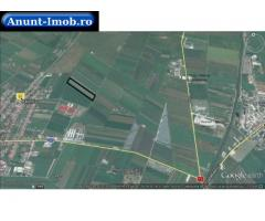 Anunturi Imobiliare Vand teren Brasov - Halchiu