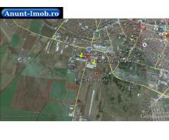 Anunturi Imobiliare Vand teren viz-a-viz de Aeroportul Oradea