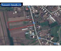 Anunturi Imobiliare 18.000mp teren intravilan-40Km de Buc.si 15km