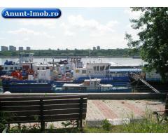 Anunturi Imobiliare Comision 20.000 Euro/ Teren Portul Giurgiu