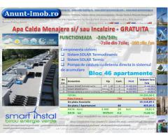 Anunturi Imobiliare Inlocuire CT pe GAZ, cu sistem SOLAR termodinamic