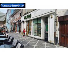 Anunturi Imobiliare Ofer spre inchiriere spatiu str Republicc Brasov