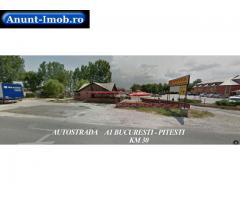 Anunturi Imobiliare Teren Autostrada A1 Bucuresti-Pitesti