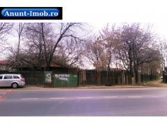 Anunturi Imobiliare Inchiriez teren stradal  600 mp