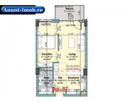 Anunturi Imobiliare Apartament cu 2 camere Centru