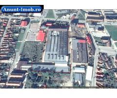 Anunturi Imobiliare Vanzare/inchiriere proprietate industriala Medias