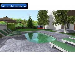 Anunturi Imobiliare Vanzare Vila deosebita cu piscina Berceni Ilfov