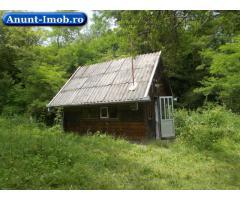 Anunturi Imobiliare Teren si casa de vanzare bujoru, 4500 euro